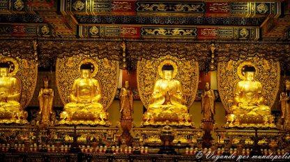 Monasterio de Po Lin