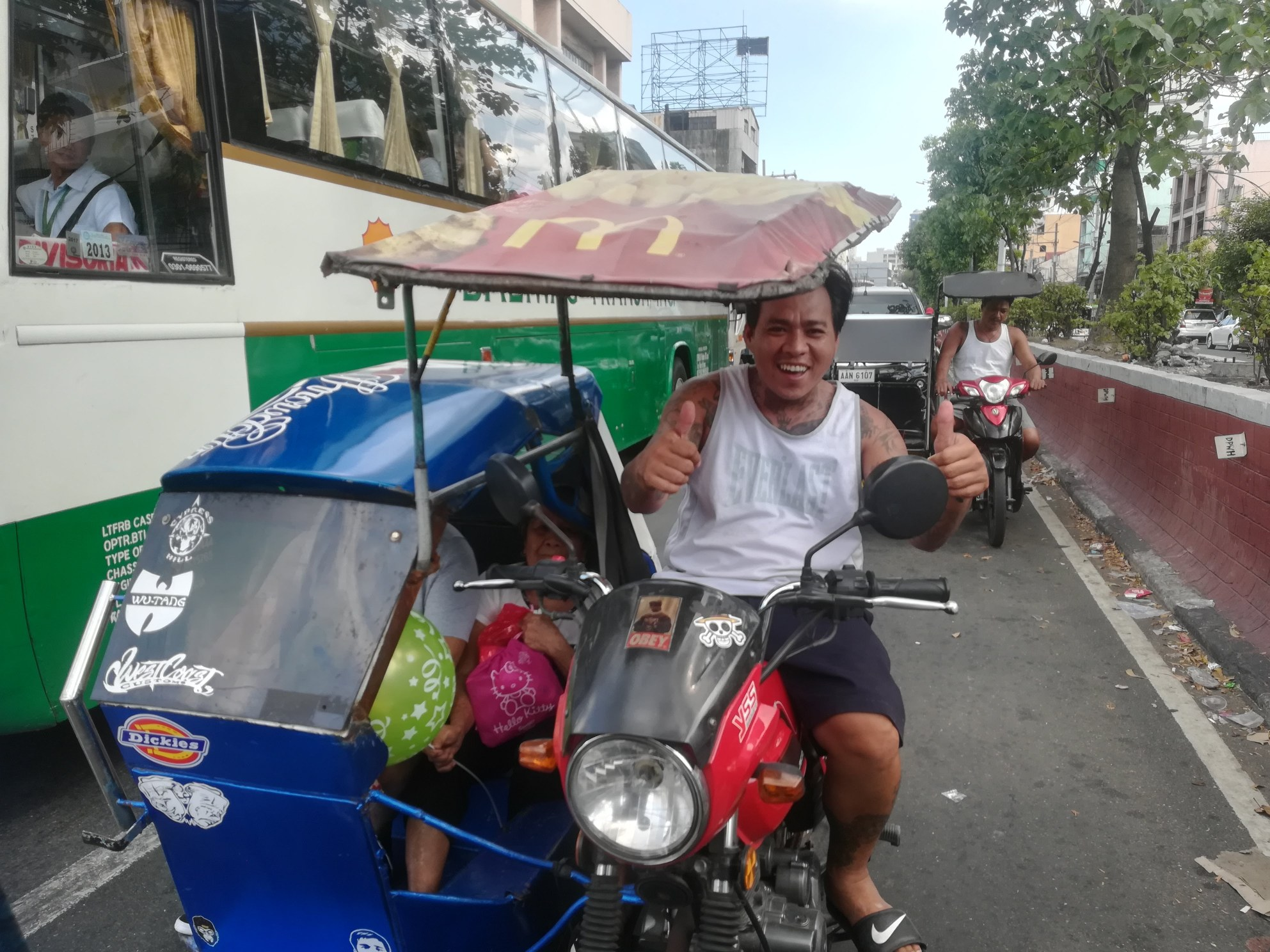 Tricycle-Filipinas