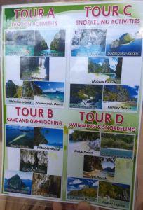 TOURS EN EL NIDO