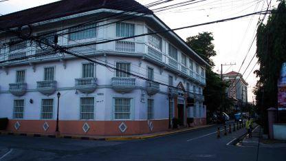 CALLES DE INTRAMUROS MANILA