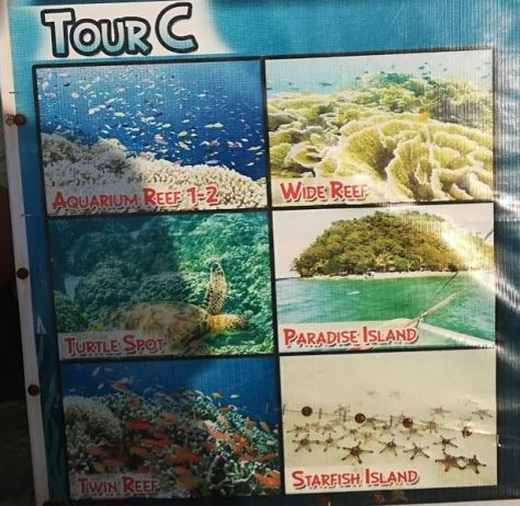 Tour C Port Barton Filipinas