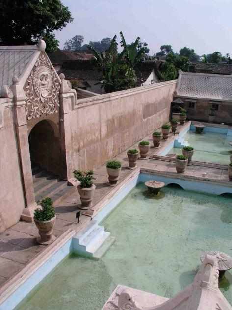Castillo de Agua Tamansari