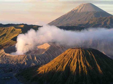 El Volcán Bromo