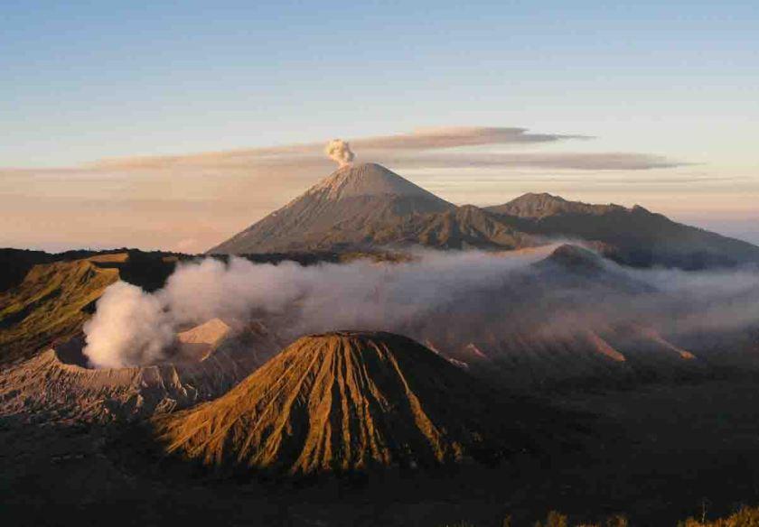 Volcán-Bromo-Java