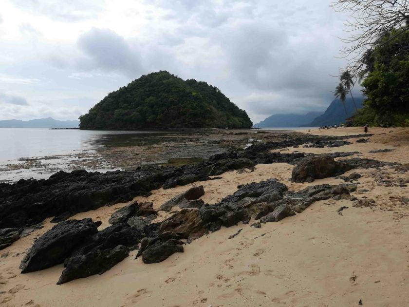 Playa las Cabañas Filipinas
