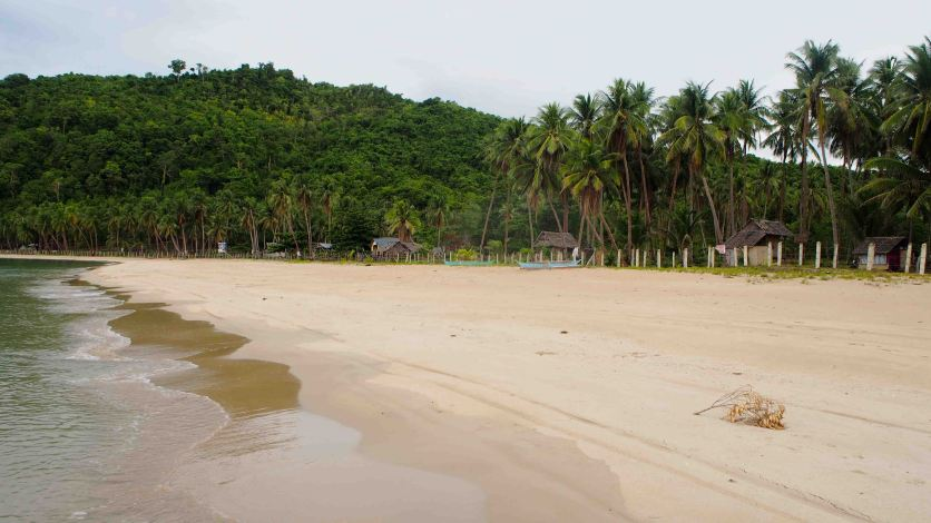 NACPAN BEACH