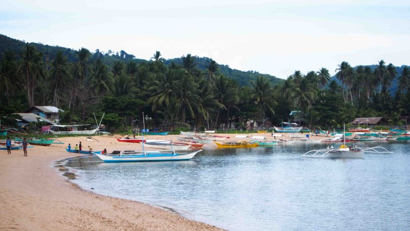 PUEBLO PESCADORES EN NACPAN BEACH