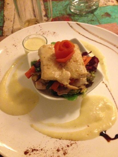 Restaurante Mediterráneo Labuan Bajo
