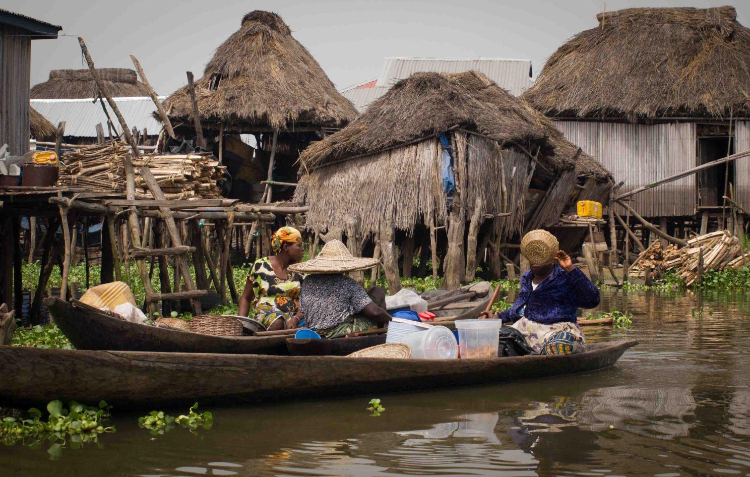 Lago-Nokoue-Benin