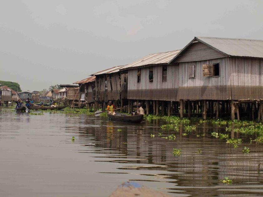 Ganvie-Benin