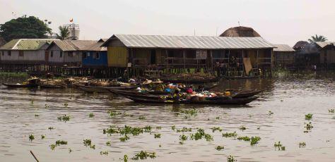 Ganvié (Benín)