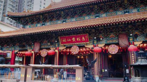 Templo de Wong Tai Sin