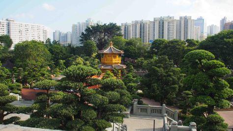 Jardín de Nan Lian Hong Kong