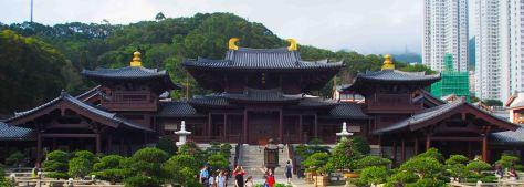 Monasterio Chi Lin