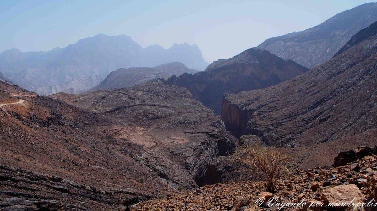 Viajes por Omán: La región de AlDakhiliya