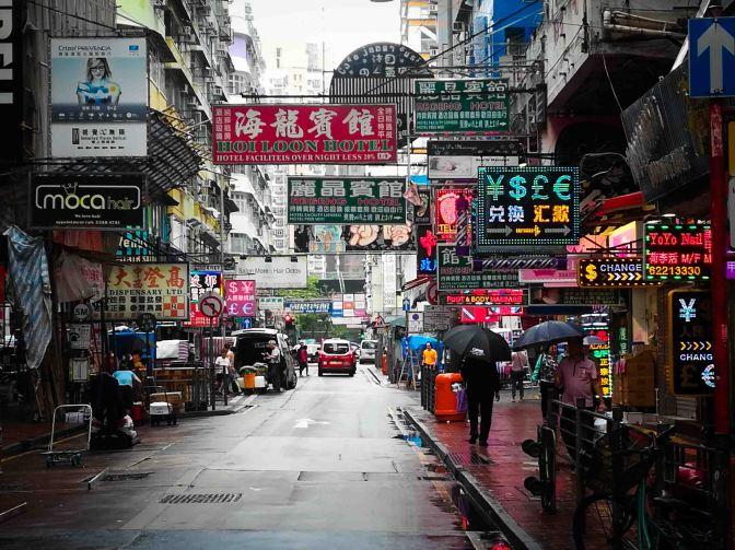 Visitas gratuitas e imprescindibles en Hong Kong