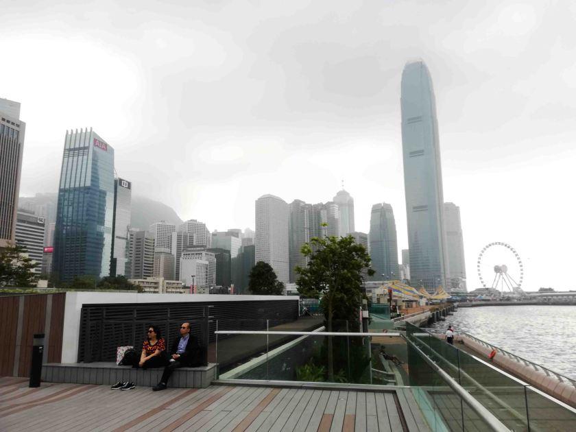 Two International Finance Centre Hong Kong