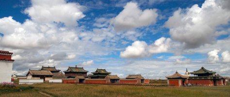 Monasterio Erdene Zuu-Karakorum