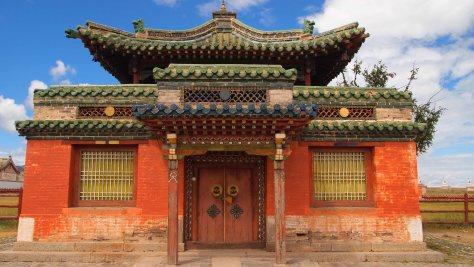 Templo Dalai Lama Sum Karakorum Mongolia