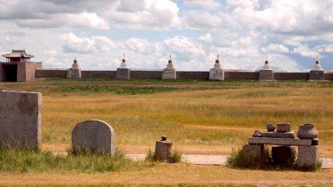 Monasterio Erdene Zuu