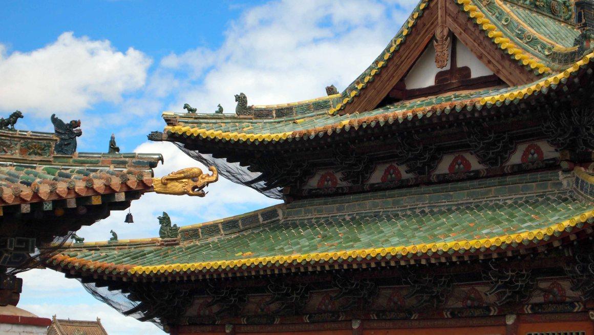 Monasterio-Erdene-Zuu-Mongolia