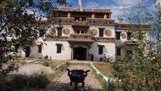 El templo Laviran-Monasterio Erdene Zuu
