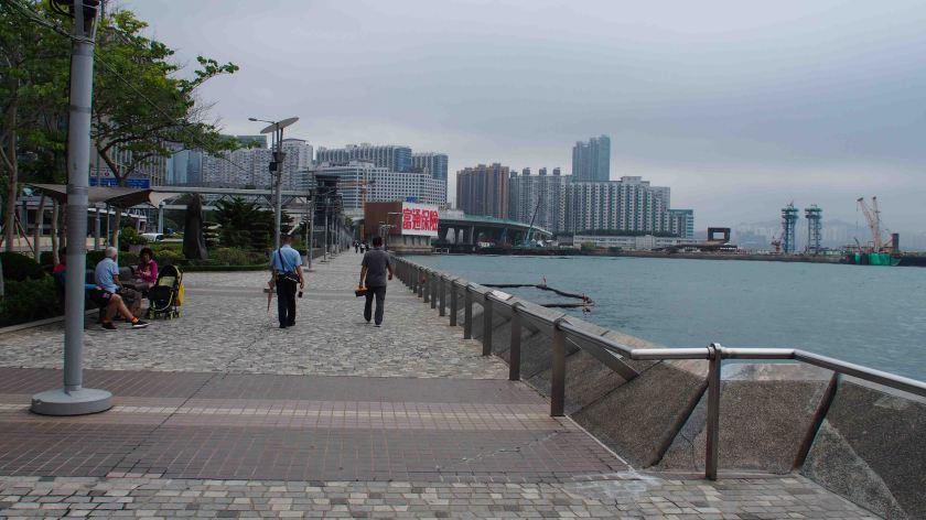 Avenue of Starts Hong Kong