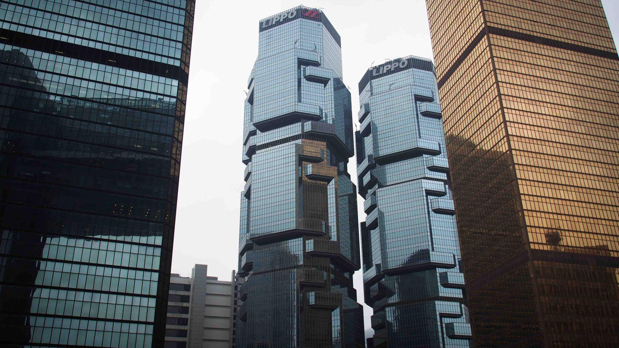 LIPPO-CENTRE-HONG-KONG