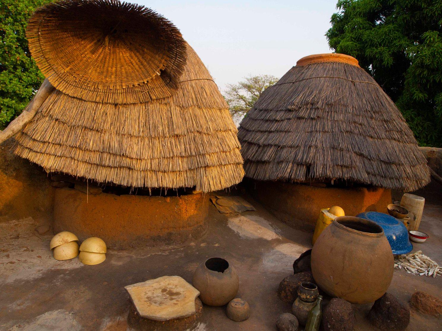 Aldea-Somba-Benin