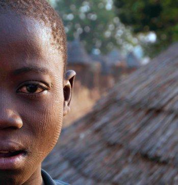 Pueblo Somba Benin