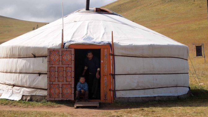 Que ver en el Centro de Mongolia. El Valle de Orkhon y Karakorum