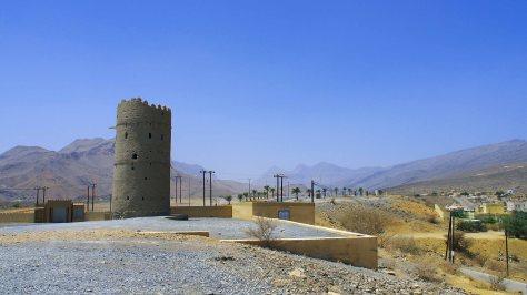 Torre vigilancia Al Hamra