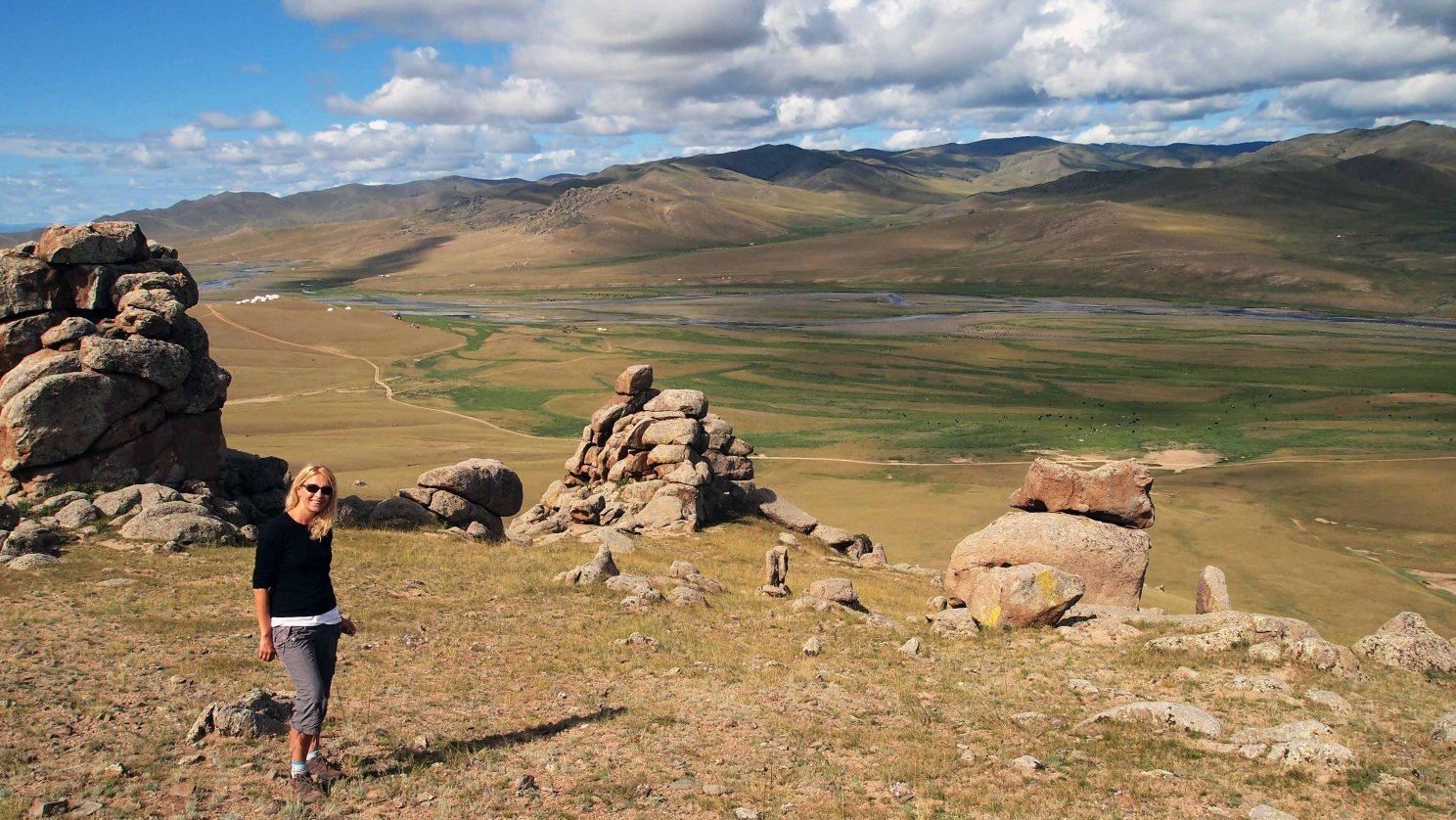 Valle de Orkhon-Mongolia