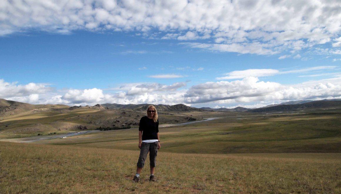 Valle de Orkhon Mongolia