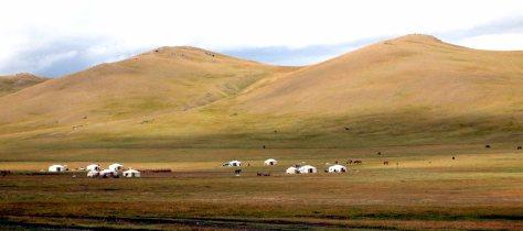 Valle de Orkhon