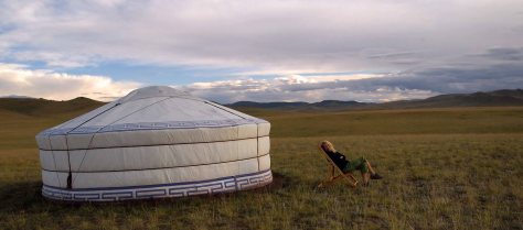 Ursa Major Lodge Camp