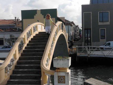 Puente de los Carabelos Aveiro