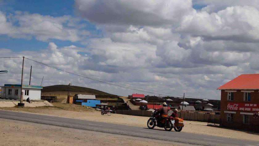Pueblos del Gobi