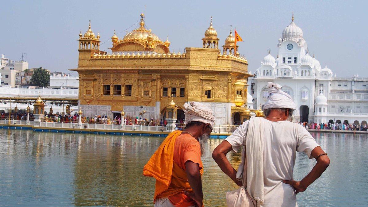 Viaje a Amritsar,  el Templo Dorado de losSijs