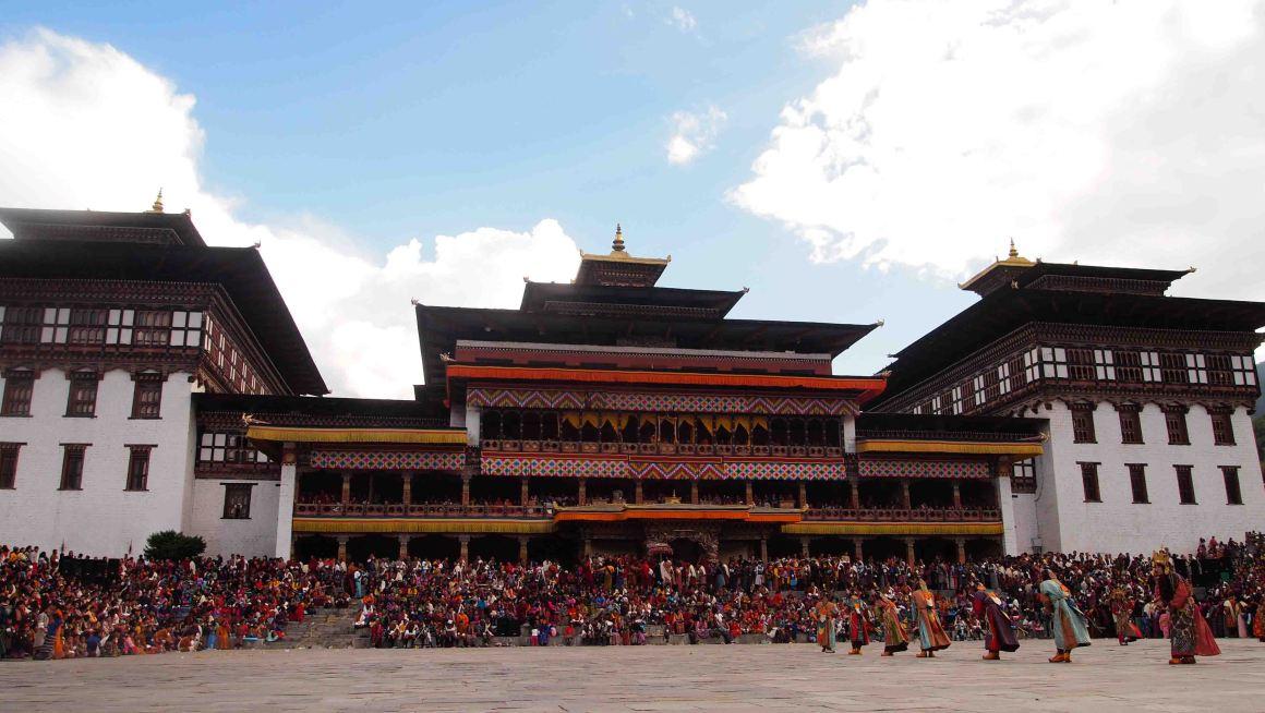 que-ver-en-thimphu-Trashi-Chhoe-Dzong