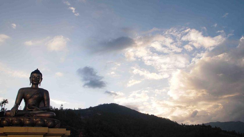 Buddha Dordenma Thimphu