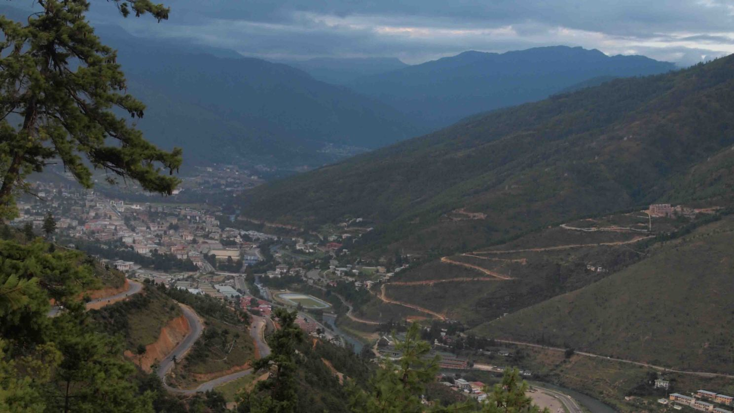 thimphu-Buda-Point