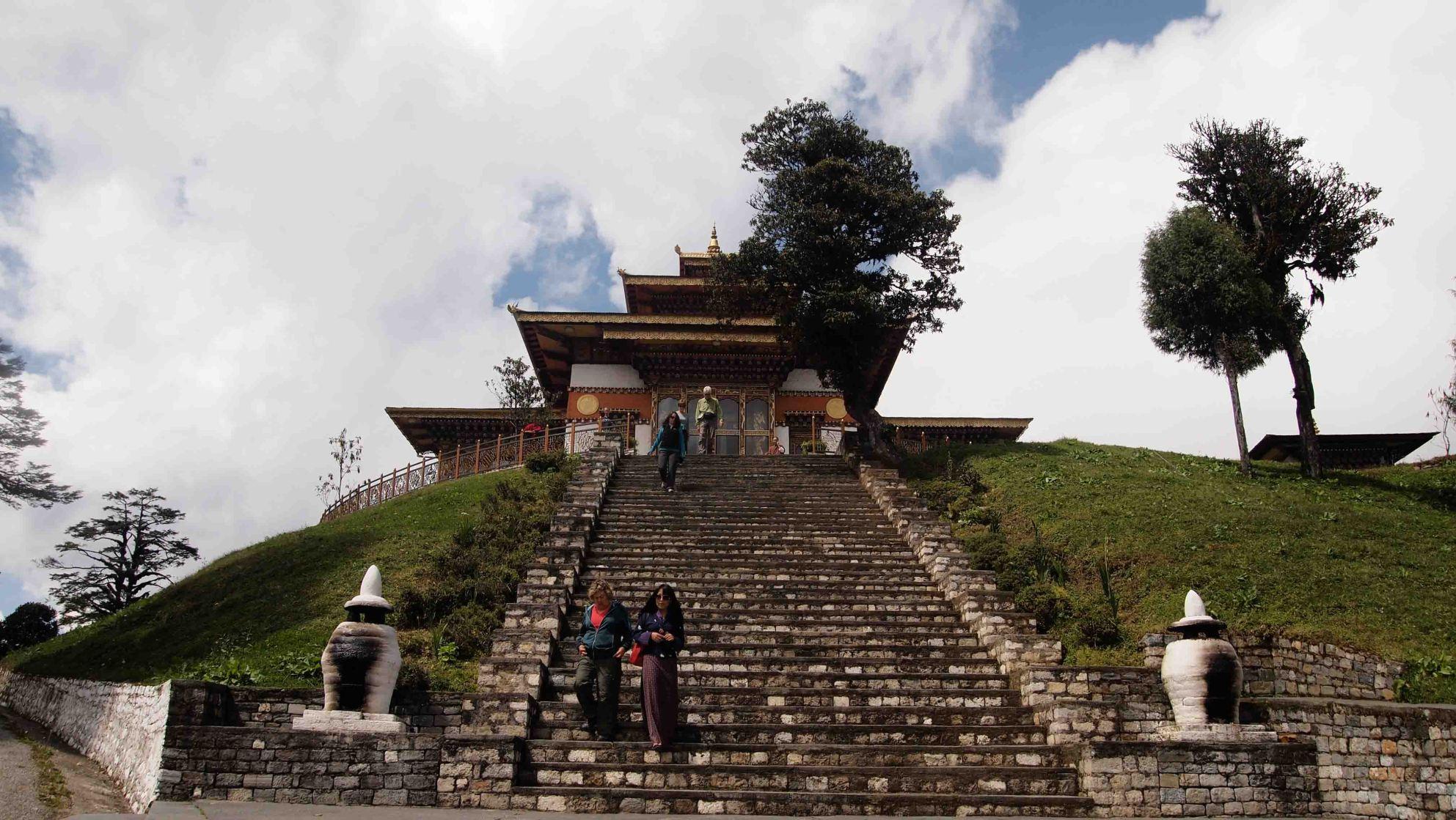 que-ver-en-thimphu-Druk-Wangyal-Lhakhang