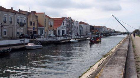 Canal de San Roque Aveiro
