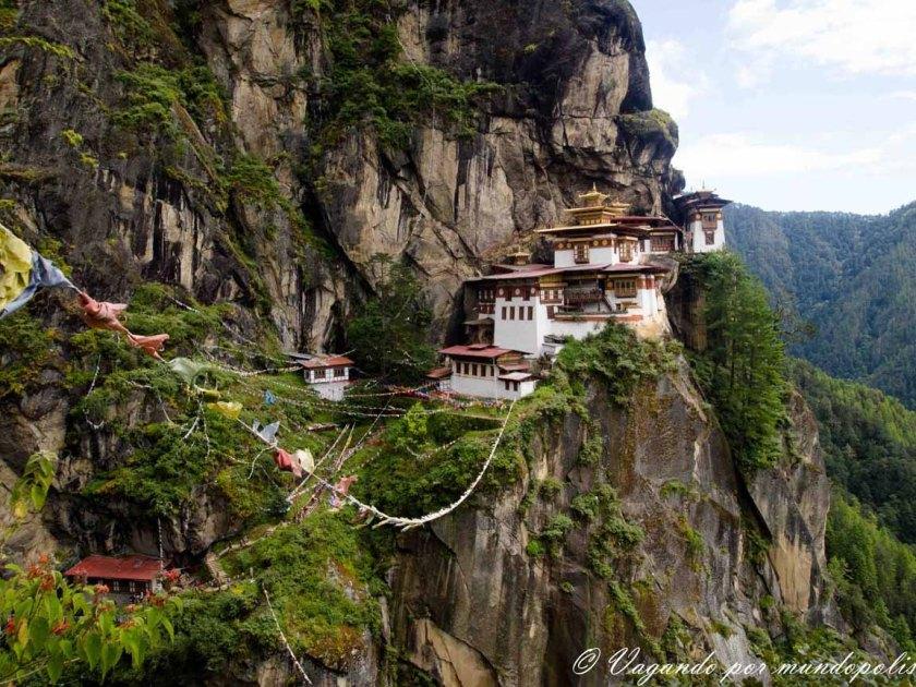 El Nido del Tigre-Monasterio Taktsang Palphug