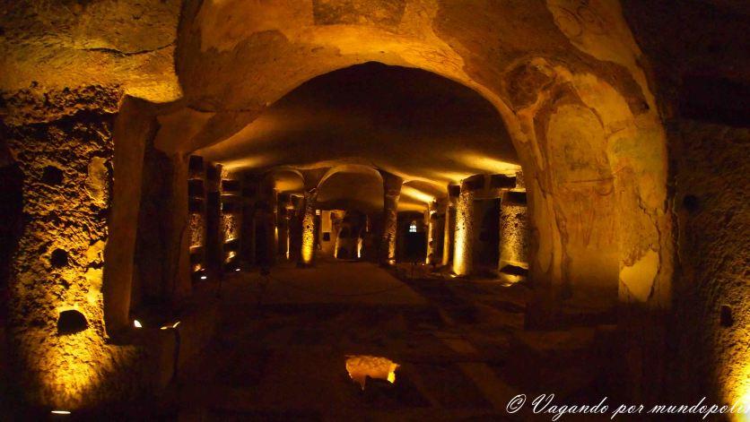Catacumbas de San Genaro-Nápoles