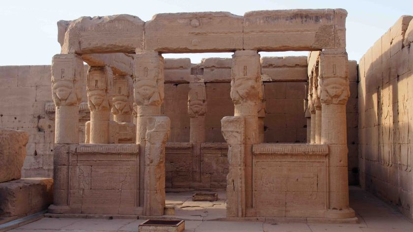 Templo de Hathor Dendera