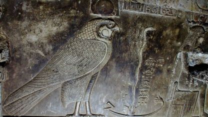 Cripta Templo Dendera