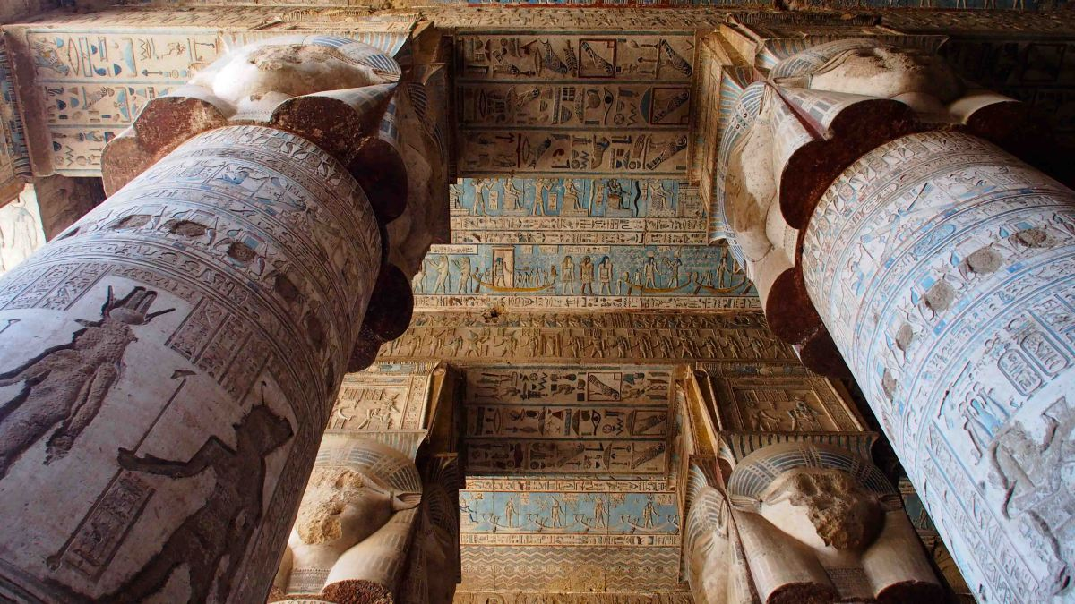Templo-de-Dendera