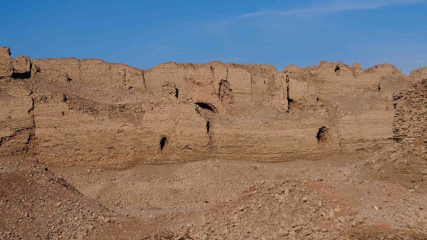 Murallas Templo de Dendera